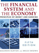 Financial System of the Economy  Principles of Money and Banking