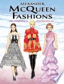 Alexander Mcqueen Fashions Book