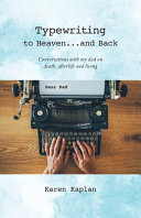 Typewriting to Heaven and Back Book PDF