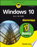 """Windows 10 All-In-One For Dummies"" by Woody Leonhard"