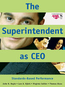 The Superintendent as CEO