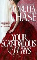 Your Scandalous Ways
