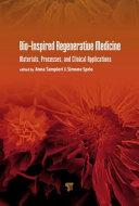 Bio Inspired Regenerative Medicine Book