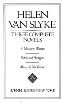 Helen Van Slyke  Three Complete Novels