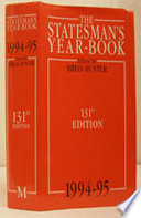 The Statesman s Year Book 1994 95