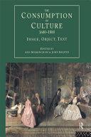 Consumption Of Culture