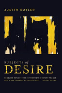 Pdf Subjects of Desire