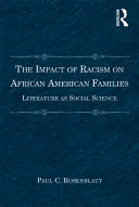 The Impact of Racism on African American Families