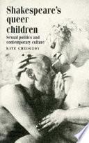 Shakespeare s Queer Children