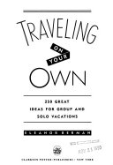 Traveling on Your Own