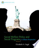 Brooks/Cole Empowerment Series: Social Welfare Policy and Social Programs