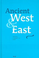 Ancient West & East
