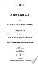 Lirios y Azucenas : continuación de las