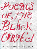 Poems of the Black Object