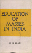 Education of Masses in India