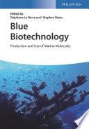 Blue Biotechnology