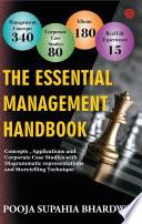 The Essential Management Handbook