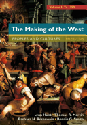 The Making of the West  Volume 1  To 1750