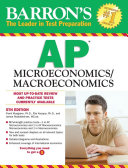 AP Microeconomics Macroeconomics  5th edition