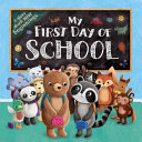 My First Day of School Book