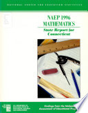 NAEP 1996 Mathematics State Report for Connecticut