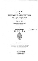 Q B L   Or  The Bride s Reception