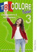 Books - French - Tricolore Total Copymasters and Assessment | ISBN 9781408515167