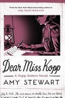 Dear Miss Kopp Pdf/ePub eBook