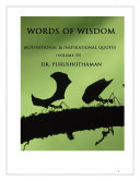 Pdf Words of Wisdom (Volume 35) Telecharger