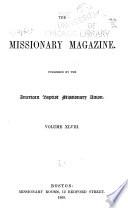 Baptist Missionary Magazine Book PDF