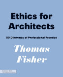Ethics for Architects