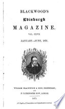 Blackwood s Magazine Book PDF