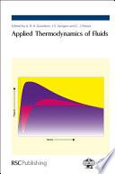 Applied Thermodynamics of Fluids