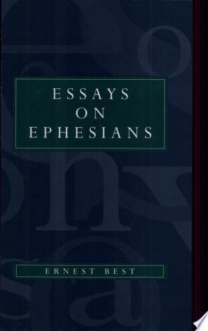 Download Essays on Ephesians online Books - godinez books