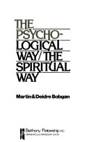 The Psychological Way the Spiritual Way