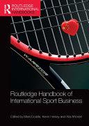 Routledge Handbook of International Sport Business Pdf/ePub eBook