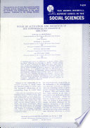 Roles of Activation and Inhibition in Sex Differences in Cognitive Abilities Book