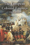 Cover of The European Colonial Empires, 1815-1919