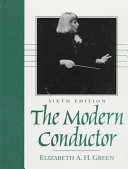 The Modern Conductor Book