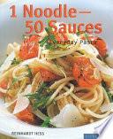 1 Noodle  50 Sauces Book