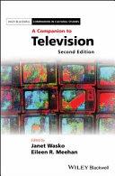 A Companion to Television Pdf/ePub eBook