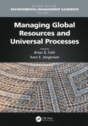Managing Global Resources and Universal Processes