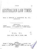 The Australian Law Times