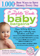 The Complete Book of Baby Bargains Book PDF