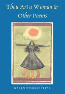 Pdf Thou Art a Woman & Other Poems Telecharger