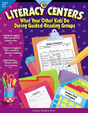 Literacy Centers, eBook