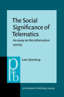 The Social Significance of Telematics