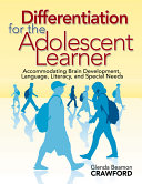Differentiation for the Adolescent Learner Book
