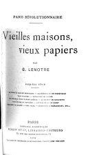 Paris révolutionaire