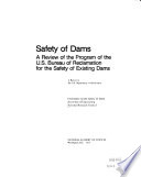 Safety of Dams